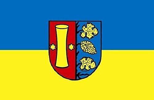 U24 Fahne Flagge Bockenau Stiefelflagge Premiumqualität 120 x 180 cm