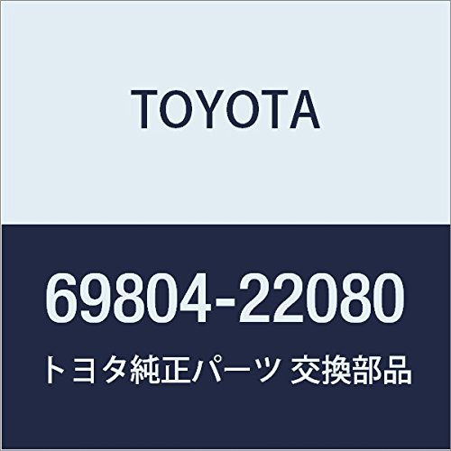Toyota 69804-22080 Window Regulator Sub Assembly