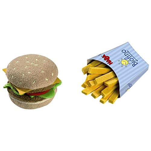 Haba Biofino Hamburger and French (Baby French Fries Costume)