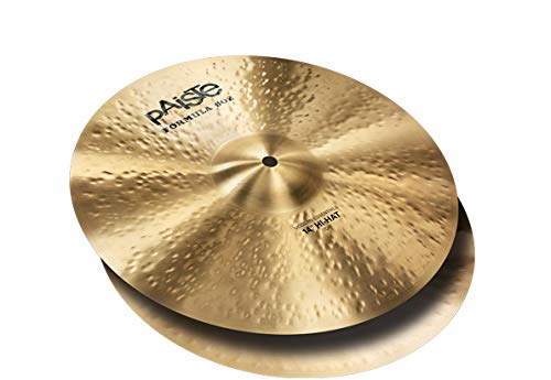 Paiste 14 Inches Formula 602 Modern Essentials Hi-Hat Cymbals by Paiste