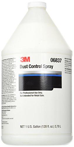 Dust Control Spray - 3M 06837 Dust Control Spray - 1 Gallon