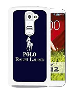 Lauren Ralph Lauren 14 White LG G2 Cell Phone Case Beautiful Unique Designed