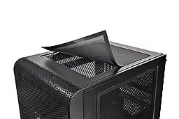 Thermaltake CORE V21 Black Extreme Micro ATX Cube Chassis  CA-1D5-00S1WN-00
