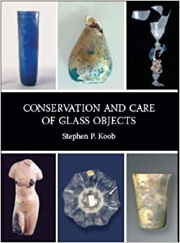 Book Conservation and Care of Glass Objects