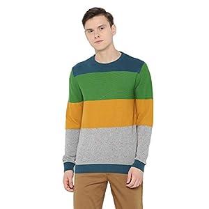 Allen Solly Men's Cotton Sweater