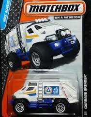 Mattel Matchbox City Action Truck - 1