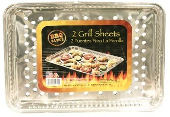 Foil Grill Sheet Pan Vented product image