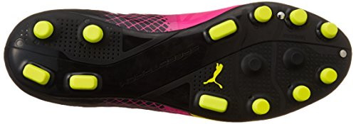 Pink Scarpe Yellow Uomo Da 01 Tricks Evospeed 1 black pink 5 Calcio Puma Glo Ag safety WXz1AWg