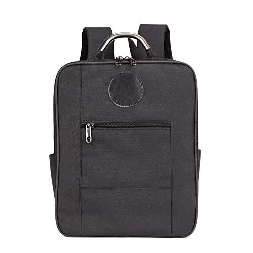 DICPOLIA Drone Portable Shockproof Waterproof Durable Shoulder Bag Carrying Bag Protective Storage for MJX Bug B5W (Black) ()