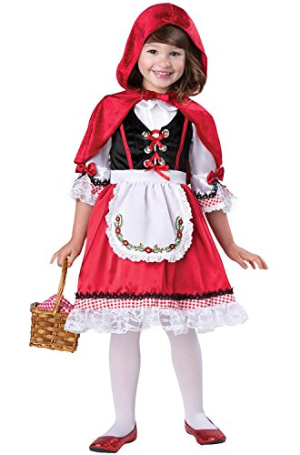 Little Red Riding Hood Toddler Costume - Toddler -