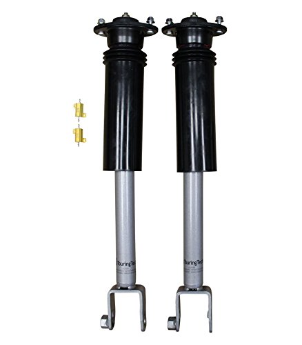 (Touring Tech Rear Electronic Air Suspension to Passive Gas Shocks Conversion Kit)