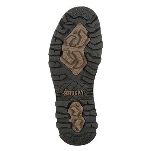 Rotsachtige Mens Tradities Waterdichte Geïsoleerde Camo Outdoor Boot-rks0259