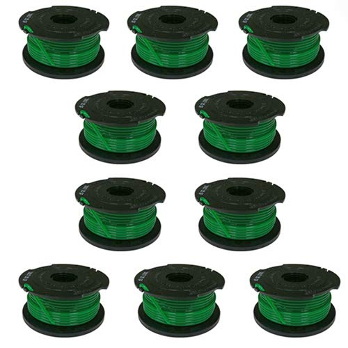 (Black & Decker (10 Pack) SF-080 Auto Feed Spool Single Line Trimmer Fits)