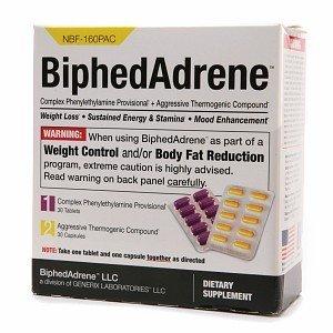 BiphedAdrene 120ct