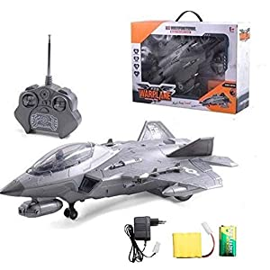 Missile Launcher RC Fighter Jet...