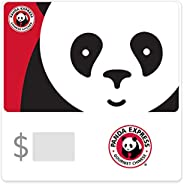 Panda Express Gift Cards - E-mail Delivery