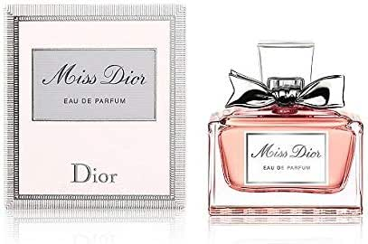 Miss Dior Eau de Parfum Mini Splash for Women, 0.17 Ounce