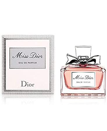 Amazoncom Miss Dior Eau De Parfum Mini Splash For Women 017