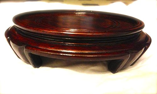 ORIENTAL TRADING ONLINE Asian Round Classic Wooden Stand 9.50