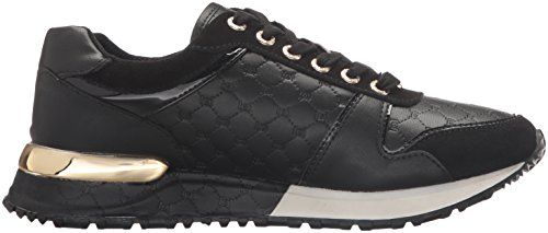 bebe Women's Racer Walking Shoe Black reliable cheap online best wholesale official site sale online G1QB5UapD