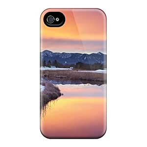 Cute High Quality Iphone 4/4s River In The Rising Sun Case by icecream design
