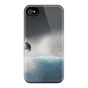 For Iphone 4/4s Case - Protective Case For MichelleNCrawford Case