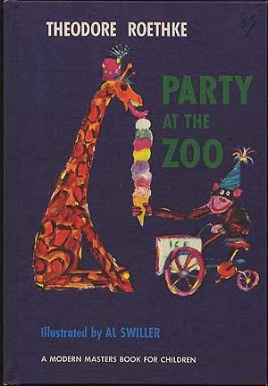 Party At The Zoo (A Modern Masters Book for Children)
