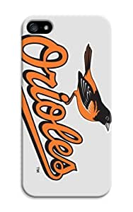 iphone 4 4s Protective Case,Fashion Popular Baltimore Orioles Designed iphone 4 4s Hard Case/Mlb Hard Case Cover Skin for iphone 4 4s
