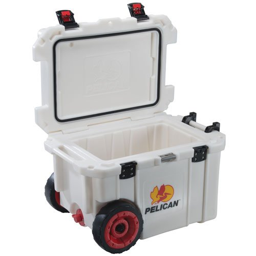 Cooler Cabelas (Pelican Elite 45 Quart Cooler (White))