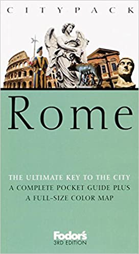Book Fodor's Citypack Rome, 3rd Edition (Citypacks)