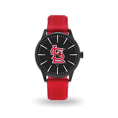 Gifts Watches MLB St. Louis Cardinals Cheer Watch by Rico Industries
