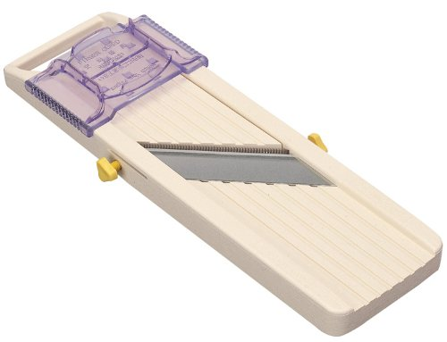 Benriner Japanese Mandolin Vegetable Slicer