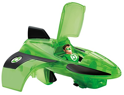 Super Friends Green Lantern (Fisher-Price Imaginext DC Super Friends, Green Lantern and Kilowog Figure)