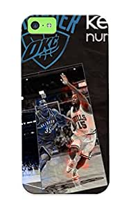 Hot Oklahoma City Thunder Basketball Nba First Grade Tpu Phone Case For Iphone 6 plus (5.5) Case Cover