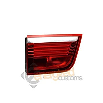 Brand New Aftermarket Replacement Rear Back Tail Light Lamp Passenger Side Left Hand Side N//S