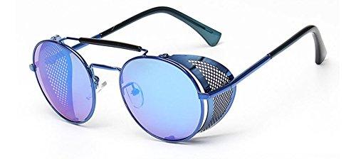 de Hombre Retro Gafas Sol Mujer 6vdAqp8