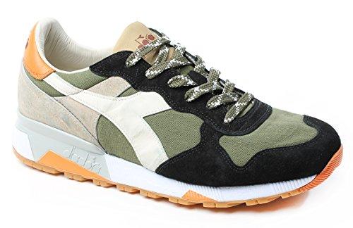 DIADORA Uomo Sneaker Articolo 161304 TRIDENT 90 G 60073 P15 Green