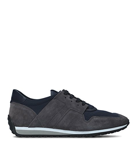 free shipping cheap price Tod's Men's XXM70A0W900IV487GB Blue Suede Sneakers big sale cheap price f3Kkq