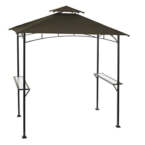 living accents grill gazebo - 2
