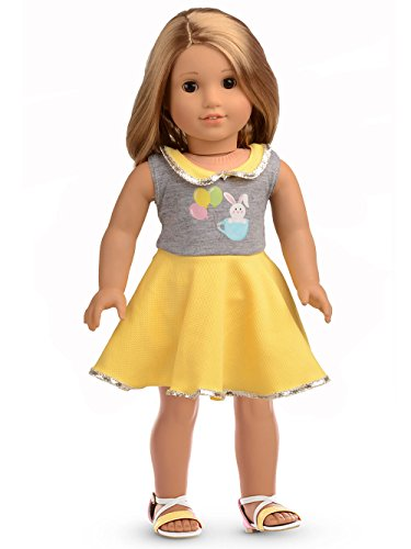 5PC Lots Doll Clothes for 18