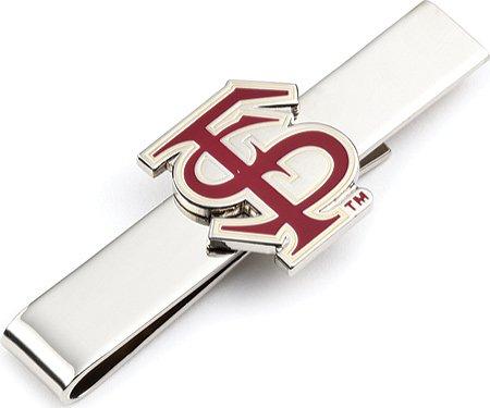 Cufflinks Inc Men's Florida State University Seminoles Tie Bar