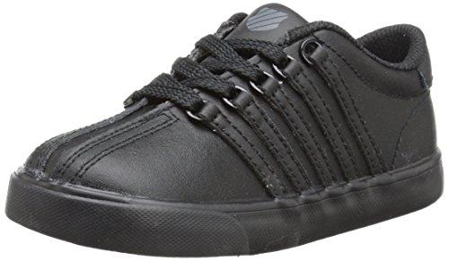K-Swiss Classic Sneaker (Infant/Toddler/Little Kid) - Bla...