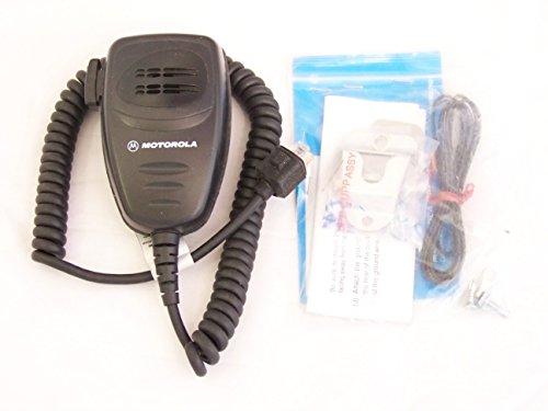 Motorola AARMN4025C mobile microphone with hang clip for CDM750 GTX CM200 PM400 CDM1250 CDM1550