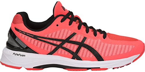 Asics Women's Gel-DS Trainer 23 Running Shoes Pink (Flash Coralblackcoralicious 0690) 1o2tSMrPF