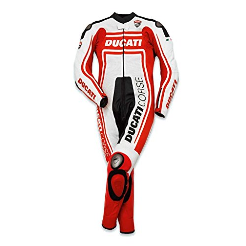 Ducati 981029650 Corse C2 One Piece Leather Race Suit - Size 50 ()