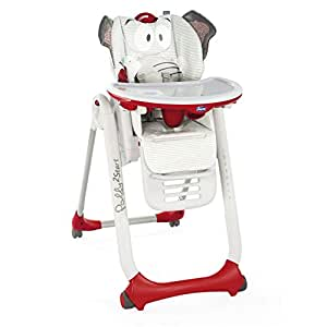 Chicco Polly 2 Start Trona y hamaca transformable y compacta ...