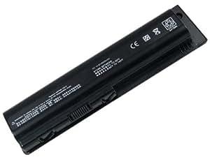 Superb Choice - batería de 12 celdas para portátil HP Compaq Presario CQ45-122TX CQ45-123TX CQ45-124TX CQ45-125TX CQ45-126TX