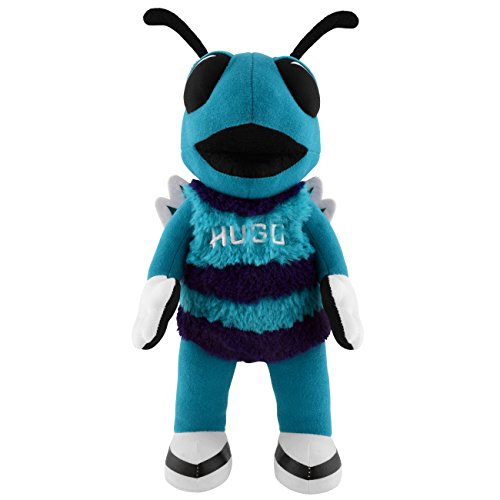 Price comparison product image NBA Charlotte Hornets Hugo 10-inch Mascot Plush Figure