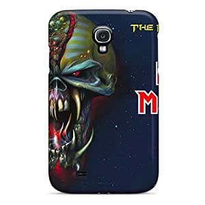 Scratch Protection Hard Phone Covers For Samsung Galaxy S4 With Provide Private Custom Stylish Metallica Pictures Marycase88