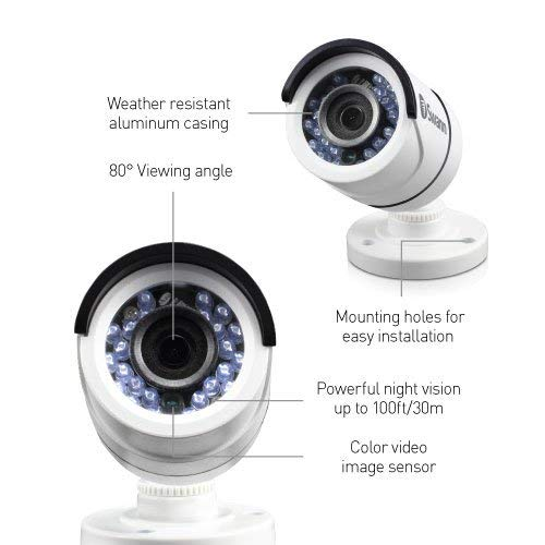Swann PRO-T852 1080p Multi-Purpose Day/Night Security Camera with Night Vision up to 100 ft / 3m - 4-Pack by Swann (Image #3)